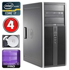 HP 8100 Elite MT i7-860 4GB 250GB NVS450 DVD WIN10Pro cena un informācija | HP 8100 Elite MT i7-860 4GB 250GB NVS450 DVD WIN10Pro | 220.lv