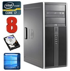 HP 8100 Elite MT i7-860 8GB 500GB NVS450 DVD WIN10 cena un informācija | HP 8100 Elite MT i7-860 8GB 500GB NVS450 DVD WIN10 | 220.lv