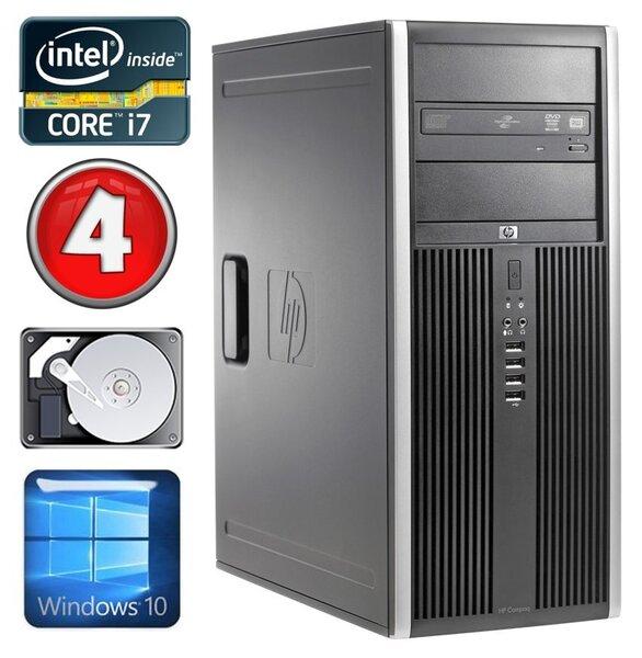 HP 8100 Elite MT i7-860 4GB 250GB NVS450 DVD WIN10