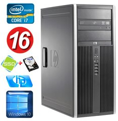 HP 8100 Elite MT i7-860 16GB 120SSD+500GB NVS450 DVD WIN10 cena un informācija | HP 8100 Elite MT i7-860 16GB 120SSD+500GB NVS450 DVD WIN10 | 220.lv