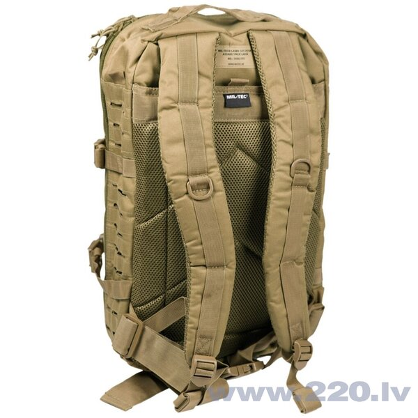Mugursoma US Assault Pack Large, Coyote