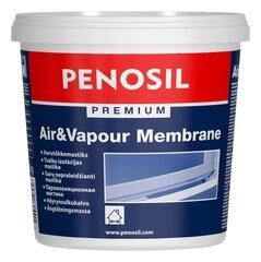 Penosil Premium Air&Vapour Membrane tvaiku izolācijas mastika balta, 1 kg cena un informācija | Penosil Premium Air&Vapour Membrane tvaiku izolācijas mastika balta, 1 kg | 220.lv