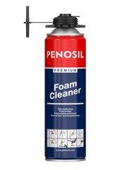 PENOSIL Premium Cleaner montāžas putu noņēmējs, 500 ml cena un informācija | PENOSIL Premium Cleaner montāžas putu noņēmējs, 500 ml | 220.lv