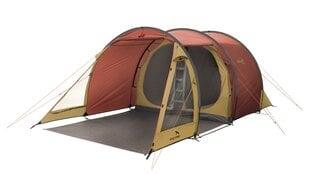 Telts Easy Camp Galaxy 400, sarkanas/zelta krāsas cena un informācija | Telts Easy Camp Galaxy 400, sarkanas/zelta krāsas | 220.lv