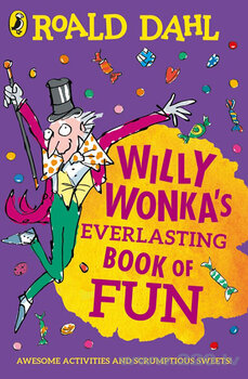 Willy Wonka's Everlasting Book of Fun cena un informācija | Willy Wonka's Everlasting Book of Fun | 220.lv