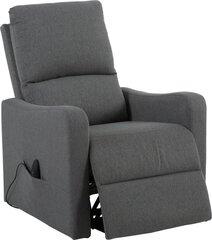 Krēsls reglaineris Dr Max by ARIMAX DM02006, pelēks cena un informācija | Atpūtas krēsli | 220.lv