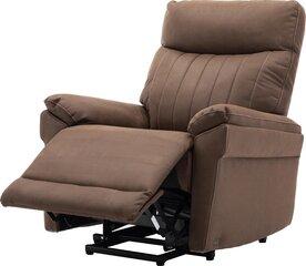 Krēsls reglaineris Dr Max by ARIMAX DM05005, brūns cena un informācija | Krēsli viesistabai | 220.lv
