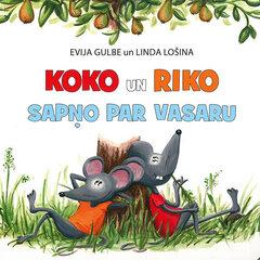 Koko un Riko sapņo par vasaru cena un informācija | Koko un Riko sapņo par vasaru | 220.lv
