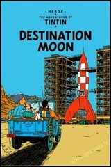 Destination Moon cena un informācija | Grāmatas bērniem | 220.lv