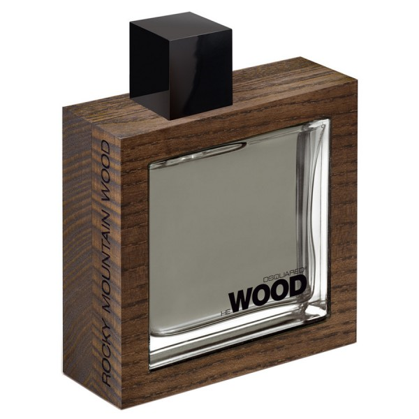 Туалетная вода Dsquared² He Wood Rocky Mountain Wood edt 100 мл