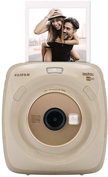 Fujifilm Instax Square SQ20, beige