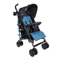 Sporta rati-lietussargs Smiki Hurricane, zili cena un informācija | Bērnu rati | 220.lv