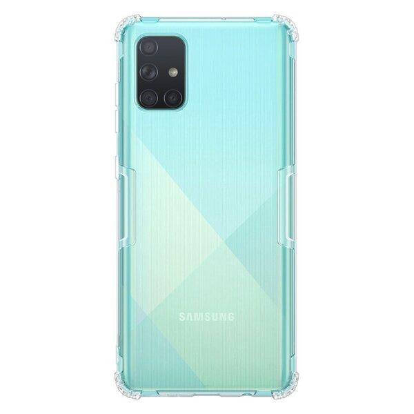 Nillkin Nature īpaši plāns vāciņš Samsung Galaxy A71 caurspīdīgs