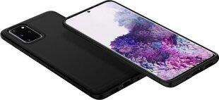 Spigen Thin Fit Classic Galaxy S20+ Plus Black cena un informācija | Maciņi, somiņas | 220.lv