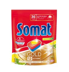 SOMAT tabletes Gold Lemon 36 gab Doypack cena un informācija | SOMAT tabletes Gold Lemon 36 gab Doypack | 220.lv