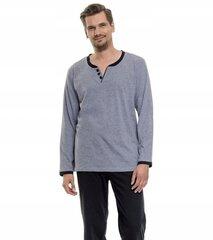 Мужская хлопковая Doctor Nap пижама OVI-036 цена и информация | Мужское нижнее белье | 220.lv