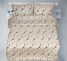 Gultas veļas komplekts 3 daļas, audekls cena un informācija | Bērnu gultas veļa | 220.lv