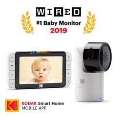Mobilā video aukle KODAK CHERISH C525 cena un informācija | Bērnu uzraudzības ierīces | 220.lv