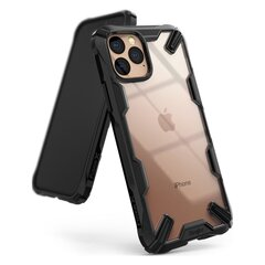 Ringke Fusion X durable PC Case with TPU Bumper for iPhone 11 Pro black (FUAP0013) cena un informācija | Ringke Fusion X durable PC Case with TPU Bumper for iPhone 11 Pro black (FUAP0013) | 220.lv