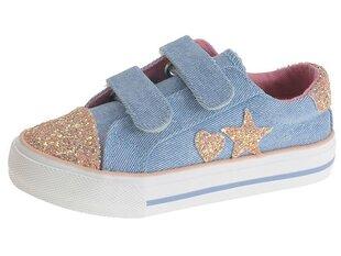 Sporta apavi meitenēm Beppi 2169930, Jeans cena un informācija | Sporta apavi bērniem | 220.lv