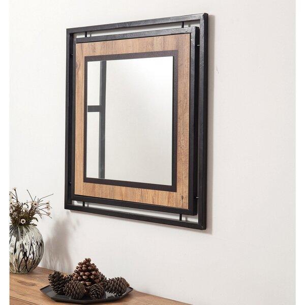 Spogulis Kalune Design Cosmo Mirora 70, brūns/melns internetā