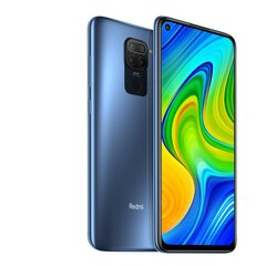 Смартфон Xiaomi Redmi Note 9, 128 ГБ, Dual SIM, Grey цена и информация | Смартфон Xiaomi Redmi Note 9, 128 ГБ, Dual SIM, Grey | 220.lv