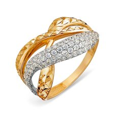 Zelta gredzens 05TPZ000574 cena un informācija | Gredzeni | 220.lv