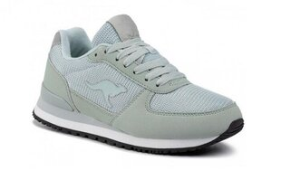 Kangaroos apavi sievietēm Retro Racer gaiši zaļi cena un informācija | Sporta apavi sievietēm | 220.lv