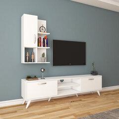 Sekcija Kalune Design M46, balta cena un informācija | Sekcijas | 220.lv