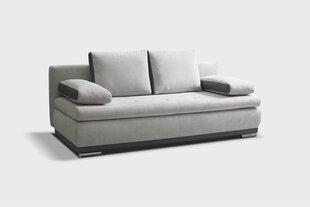 Dīvāns Ania, gaiši pelēks cena un informācija | Dīvāns Ania, gaiši pelēks | 220.lv