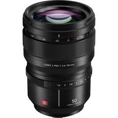 Panasonic LUMIX S PRO 50 mm F1.4 (S-X50) cena un informācija | Objektīvi | 220.lv