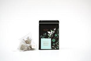 Ароматный чай WHITE NIGHT в PLŪKT эко чайные пакетики цена и информация | Кофе, чай | 220.lv