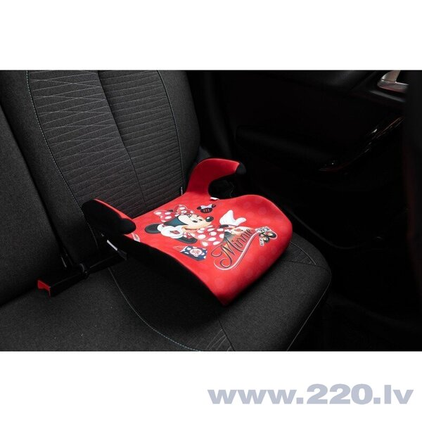 Автокресло-возвышение Мышка Минни (Minnie Mouse) 15-36 кг, ECE R44/04 интернет-магазин