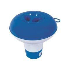 Peldošs hlora dozators Bestway Flowclear™ 12.7cm cena un informācija | Peldošs hlora dozators Bestway Flowclear™ 12.7cm | 220.lv