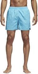 Мужские плавательные шорты Adidas Solid Sh Sl цена и информация | Плавки, плавательные шорты | 220.lv