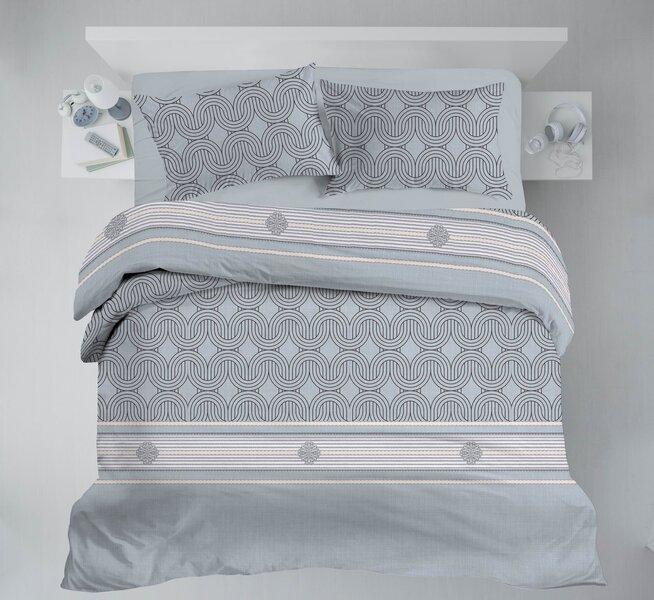 Satīna gultas veļas komplekts 4 daļas