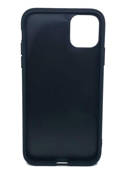 Vāciņš stikla SoundBerry paredzēts iPhone 11 PRO MAX, TUMŠI ZILS. internetā