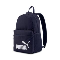 Mugursoma Puma Phase, 22l, zila cena un informācija | Sporta somas un mugursomas | 220.lv