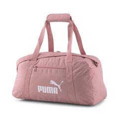 Sporta soma Puma Phase, 25l, rozā cena un informācija | Sporta soma Puma Phase, 25l, rozā | 220.lv