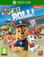Xbox One PAW Patrol: On a Roll! cena un informācija | Xbox One PAW Patrol: On a Roll! | 220.lv