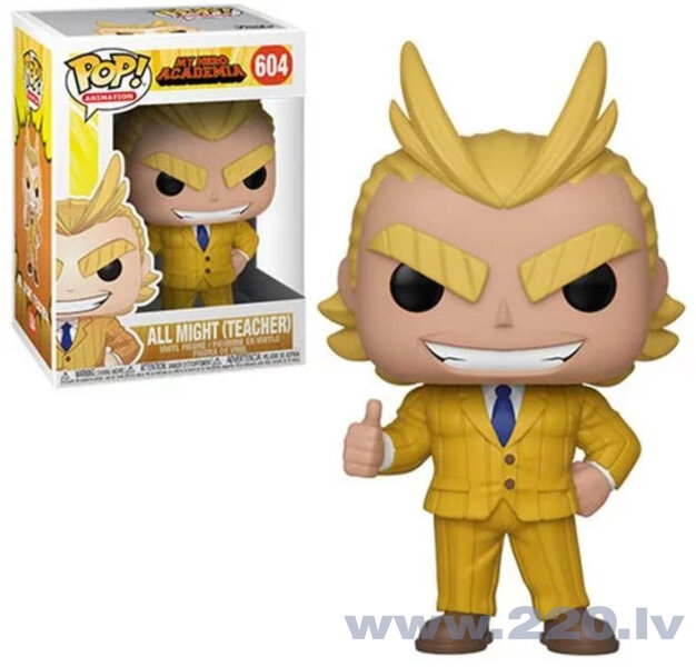 Funko POP! My hero academia teacher all mighty