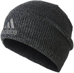 Adidas cepure Zne Clmwm Beani Pelēka cena un informācija | Vīriešu cepures, šalles, cimdi | 220.lv