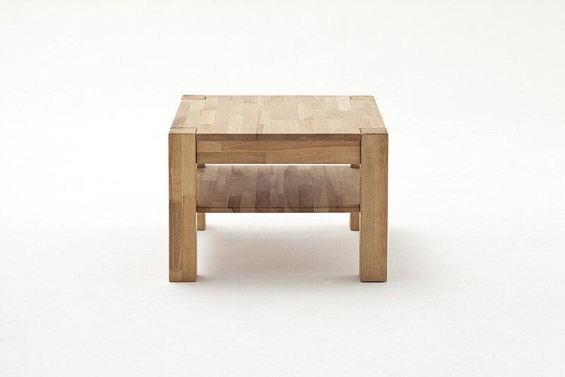 Кофейный столик MC Akcent Peter 65, коричневый