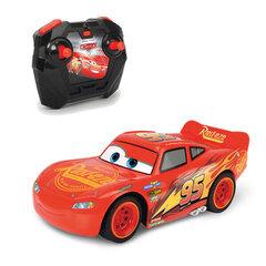 Radiovadāms sacīkšu automašīnas modelis Simba Cars 3 Lightning McQueen Turbo Racer, 17 cm cena un informācija | Radiovadāms sacīkšu automašīnas modelis Simba Cars 3 Lightning McQueen Turbo Racer, 17 cm | 220.lv