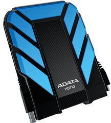 A-data DashDrive 1TB Durable HD710 Blue (синий) цена и информация | HDD - ārējie | 220.lv