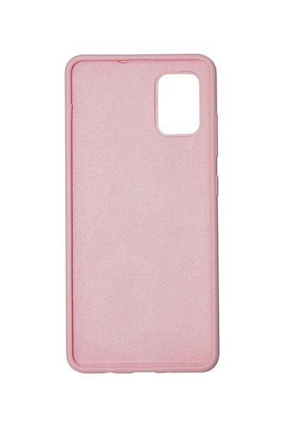 Silikona vāciņš Samsung Galaxy A51 SoundBerry, ROZĀ cena