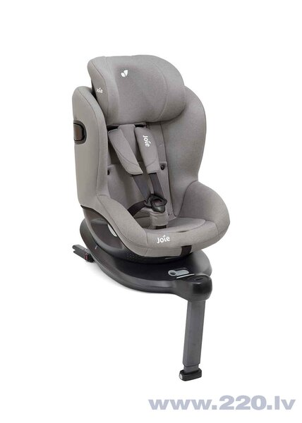 Автокресло Joie i-Spin 360™ 0-18 кг, Grey Flannel цена