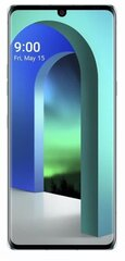 LG Velvet 5G, 128G, Dual SIM, Glossy Green цена и информация | Мобильные телефоны | 220.lv