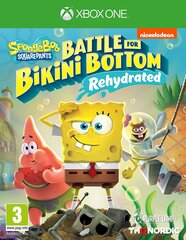 Spongebob SquarePants: Battle for Bikini Bottom - Rehydrated, Xbox One cena un informācija | Spongebob SquarePants: Battle for Bikini Bottom - Rehydrated, Xbox One | 220.lv