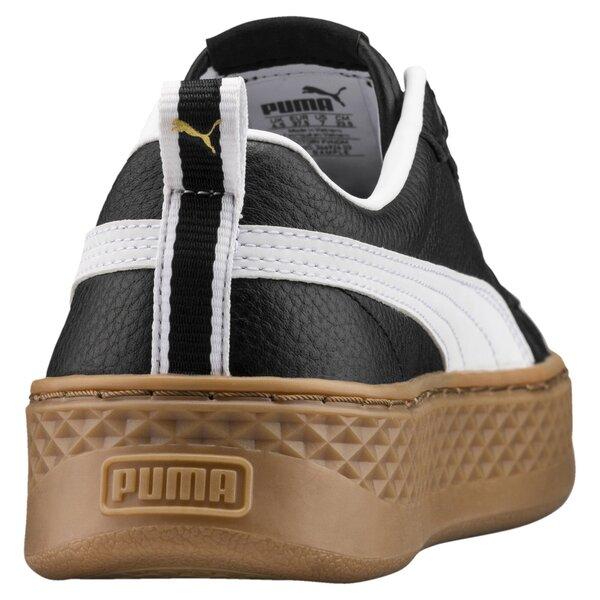 Puma Apavi Smash Platform VT Black cena